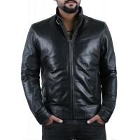 Laverapelle Men's Genuine Lambskin Leather Jacket (Classic Jacket) - 1501637