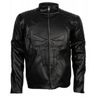 Laverapelle Men's Synthetic Leather Jacket (Fencing Jacket) - 1701011