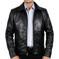 Laverapelle Men's Genuine Lambskin Leather Jacket (Classic Jacket) - 1701018
