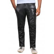 Laverapelle Men's Genuine Lambskin Leather Pant () - 1804002