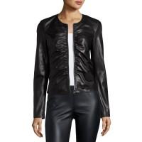 Laverapelle Women's Genuine Lambskin Leather Jacket (fencing Jacket) - 1821020