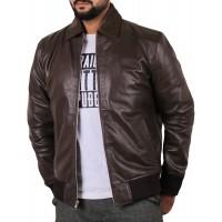 Laverapelle Men's Black Genuine Lambskin Leather Jacket  - 2001002