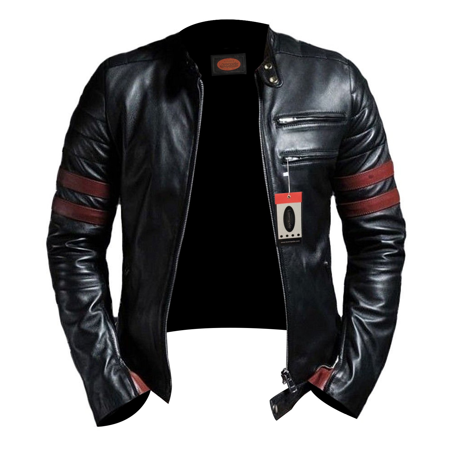 rug french andrew normal in gallery men clothing marc lyst for rugged jacket product black leather