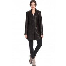 Laverapelle Women's Genuine Lambskin Leather Coat - 1510658