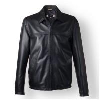 Laverapelle Men's Genuine Lambskin Leather Jacket (Classic Jacket) - 1501814