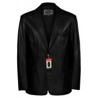 Laverapelle Men's Genuine Lambskin Leather Jacket (Blazer Jacket) - 1501833