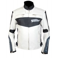 Laverapelle Men's Fast and Furious 7 Dominic Toretto Faux Leather Jacket (Fencing Jacket) - 1501784