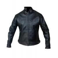 Laverapelle Men's Jeremy Renner Aaron Cross Cow Hide Leather Jacket (Racer Jacket) - 1501808