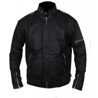 Laverapelle Men's Daft Punk Eloctroma Get Lukcy Faux Leather Jacket - 1510783
