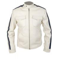Laverapelle Men's Aaron Paul Need For Speed Biker Faux Leather Jacket - 1510782