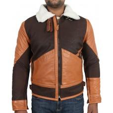 Laverapelle Men's Black Genuine Lambskin Leather jacket  - 1710024