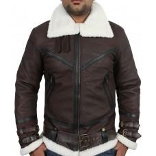 Laverapelle Men's Black Genuine Lambskin Leather jacket  - 1710030