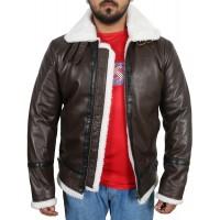 Laverapelle Men's Genuine Lambskin Leather jacket  - 1801021
