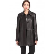 Laverapelle Women's Genuine Lambskin Leather Coat - 1510687