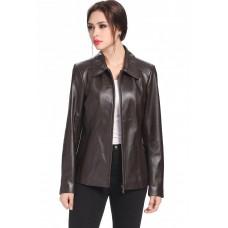 Laverapelle Women's Genuine Lambskin Leather Coat - 1510659