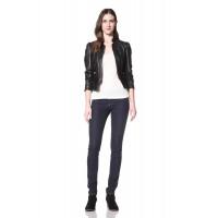 Laverapelle Women's Genuine Lambskin Leather Jackets - 1510753