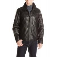 Laverapelle Men's Genuine Lambskin Leather Jacket (Aviator Jacket) - 1501137