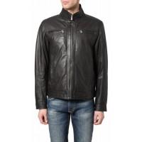 Laverapelle Men's Genuine Lambskin Leather Jacket (Racer Jacket) - 1501410