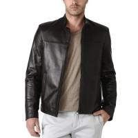 Laverapelle Men's Genuine Lambskin Leather Jacket (Classic Jacket) - 1501083