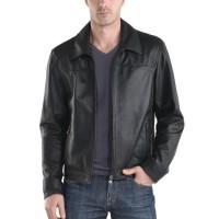 Laverapelle Men's Genuine Cowhide Leather Jacket (Classic Jacket) - 1501170