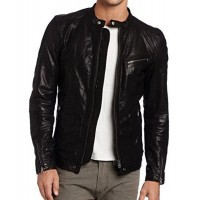 Laverapelle Men's Genuine Lambskin Leather Jackets - 1510007