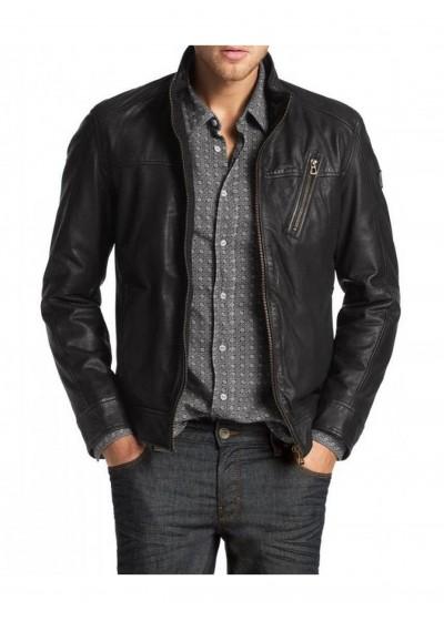 Laverapelle Men's Genuine Lambskin Leather Jackets - 1510210