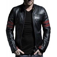 Laverapelle Men's Genuine Lambskin Leather Jackets - 1510535