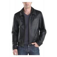 Laverapelle Men's Genuine Lambskin Leather Jacket (Aviator Jacket) - 1501514