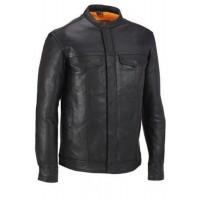 Laverapelle Men's Genuine Lambskin Leather Jacket (Regal Jacket) - 1501494