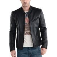 Laverapelle Men's Genuine Lambskin Leather Jackets - 1510008