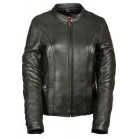 Laverapelle Men's Genuine Lambskin Leather Jacket (Racer Jacket) - 1501643