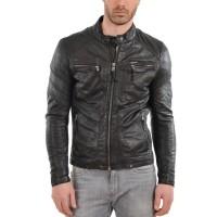 Laverapelle Men's Genuine Lambskin Leather Jacket (fencing Jacket) - 1501501