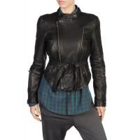Laverapelle Women's Genuine Lambskin Leather Jackets - 1510755