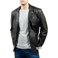 Laverapelle Men's Genuine Lambskin Leather Jacket (Blazer Jacket) - 1501831