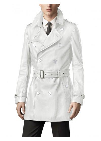 Laverapelle Men's Black Genuine Lambskin Leather Coat - 2002001
